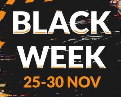 ¡Llega la Black Week a Agrigán!