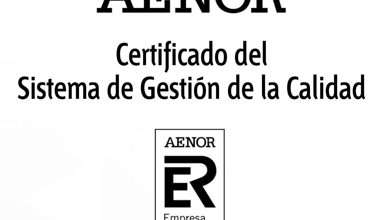 Nuevos certificados de calidad para Agrigán