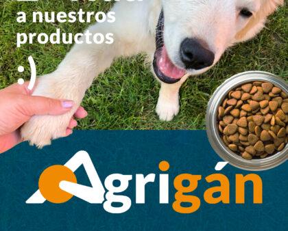 Agrigán veterinaria siempre por y para los animales
