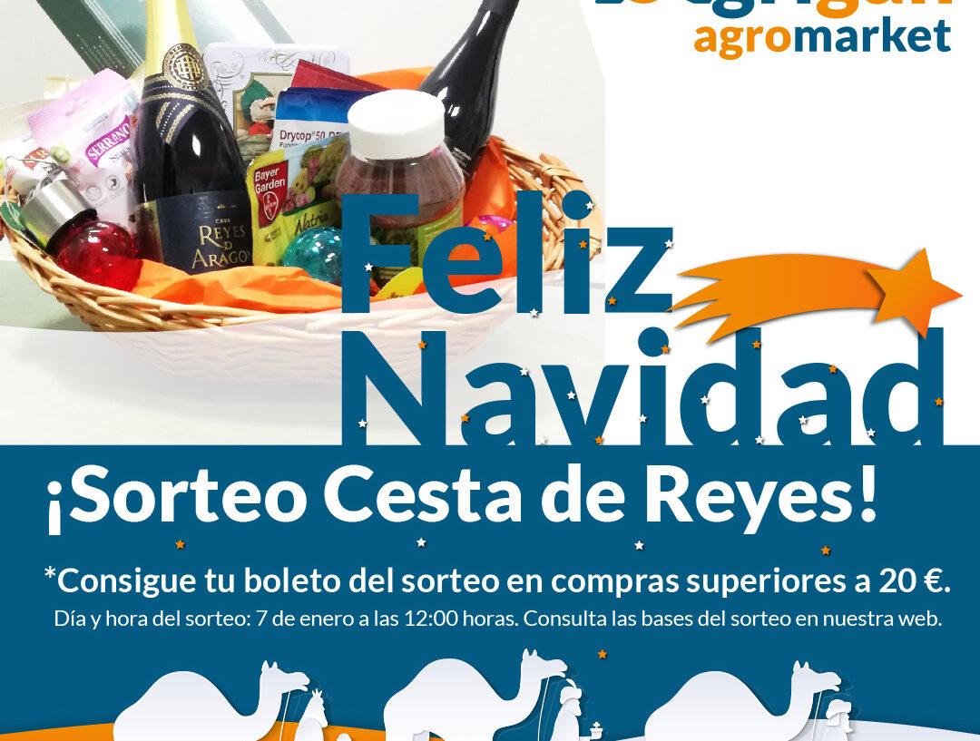 ¡Tú puedes ganar nuestra cesta de Reyes!